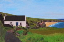 Blasket Island Cottage